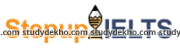 Stepup IELTS Logo