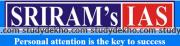 Sriram's IAS Logo