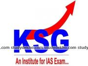 KSG India(Khan Study Group) Logo