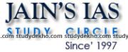 JAIN'S IAS STUDY CIRCLE Logo