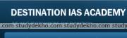 Destination IAS Academy Logo