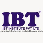 IBT India Pvt Ltd Logo