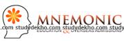Mnemonic Education Logo