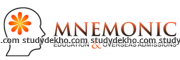 Mnemonic Education Logo