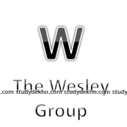 The Wesley Group Logo