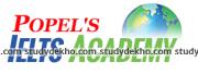 Popels Ielts Academy Logo