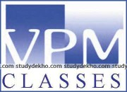 VPM Classes Logo