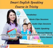 English Speaking Course in Tricity Logo
