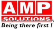 AMP Solutions Pvt. Ltd. Logo