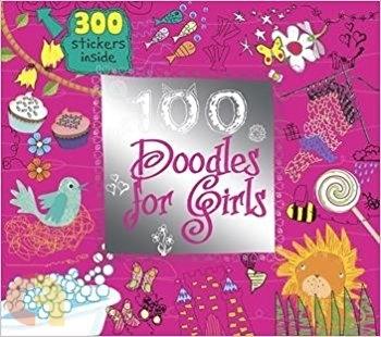 100 Doodles For Girls