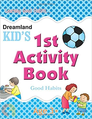 1st Activity Book - Good Habit