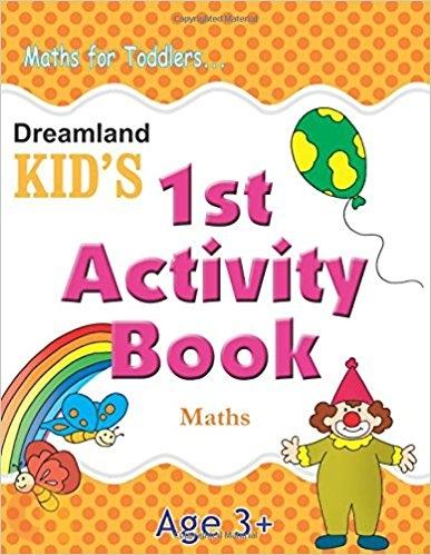 1st Activity Book - Maths