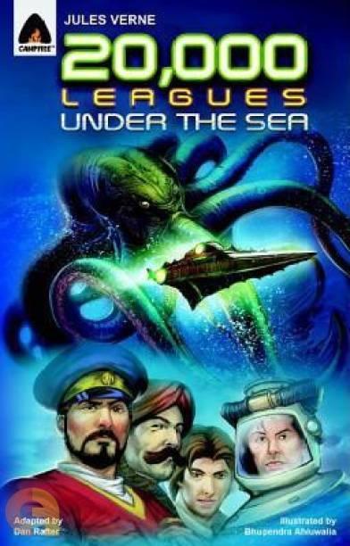 20,000 Leagues under the Sea (Campfire Publications)