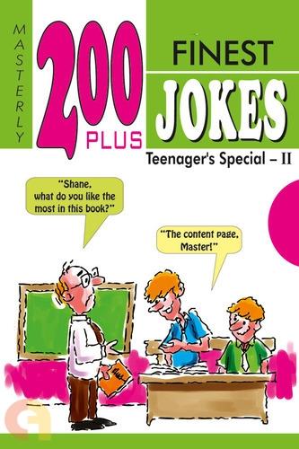 200 Plus Finest Jokes Books