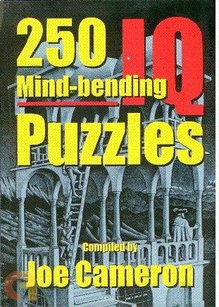 250 Mind-bending IQ Puzzles