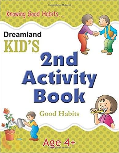 2nd Activity Book - Good Habits