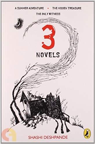 3 Novels : Summer Adventure, Hidden Trea