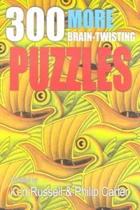 300 More Brain-Twisting Puzzles