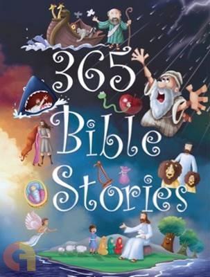 365 BIBLE STORIES (B Jain Publishers)