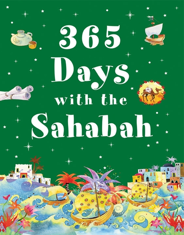 365 Days with the Sahabah - PaperBack