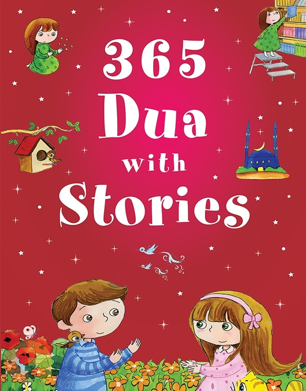 365 Dua with Stories - HardBound