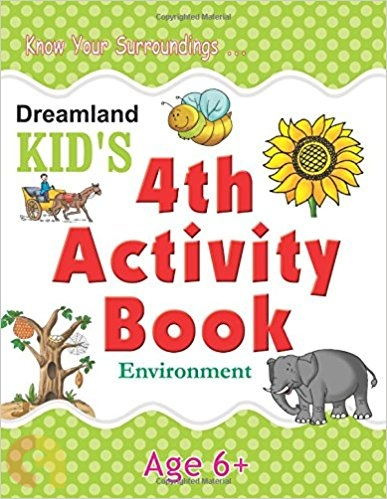 4th Activity Book - Environment