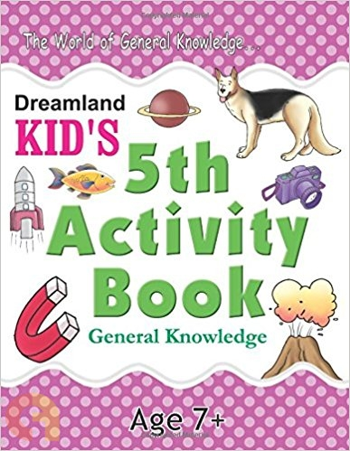 5th Activity Book - General Knowledge