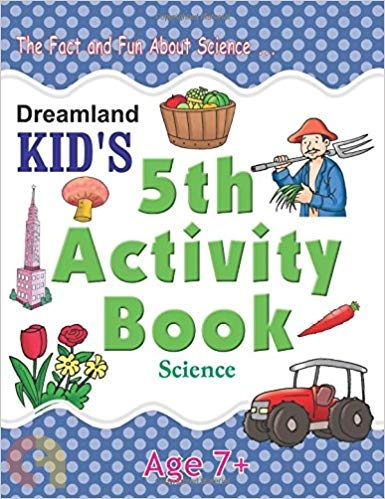 5th Activity Book - Science