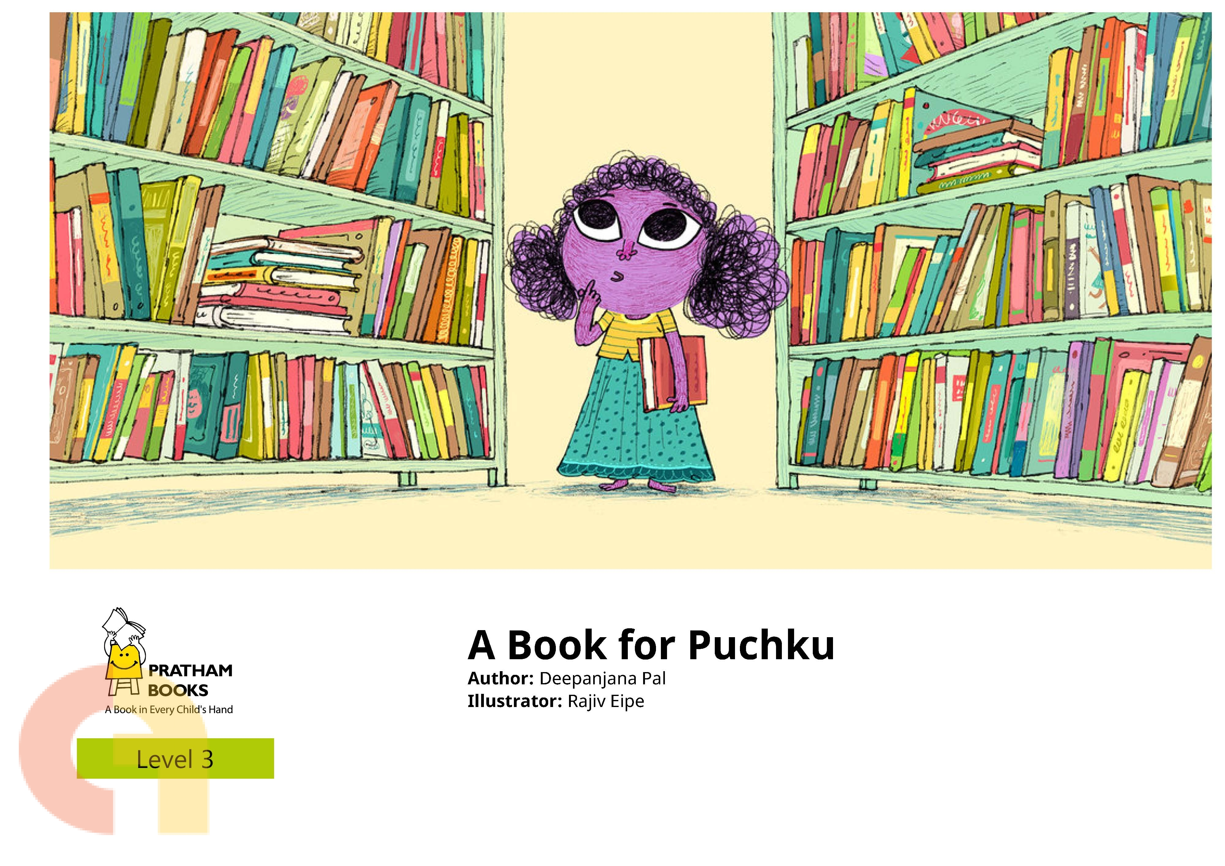 A Book for Puchku