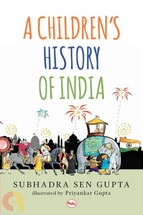 A Children'S History Of India (Paperback)