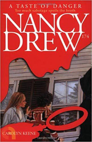 A Taste of Danger (Nancy Drew 174)