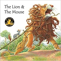 Aesop Fables- English Edition: The Lion and the Mouse