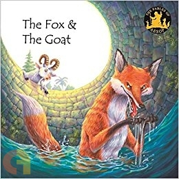 Aesop Fables: The Fox and the Goat