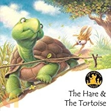 Aesop Fables: The Hare and the Tortoise