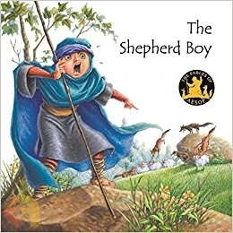 Aesop Fables: The Shepherd Boy