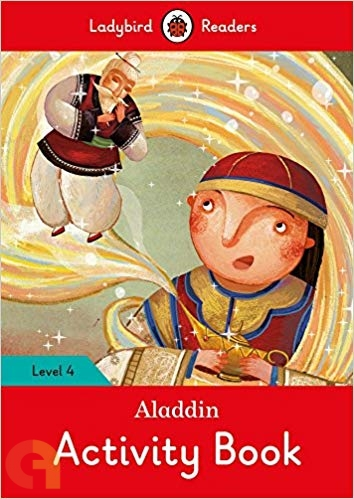 Aladdin Activity Book : Level 4