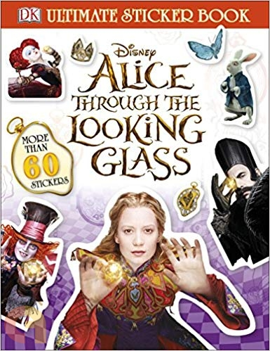 Alice through the looking glass - Ultimate sticker book
