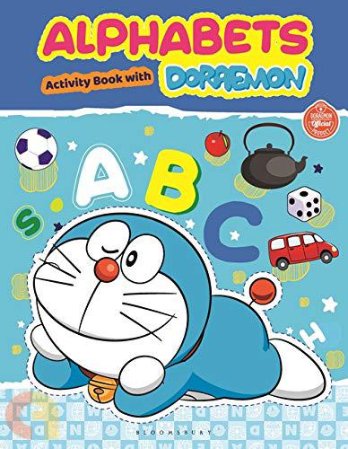 Alphabets With Doraemon Activity