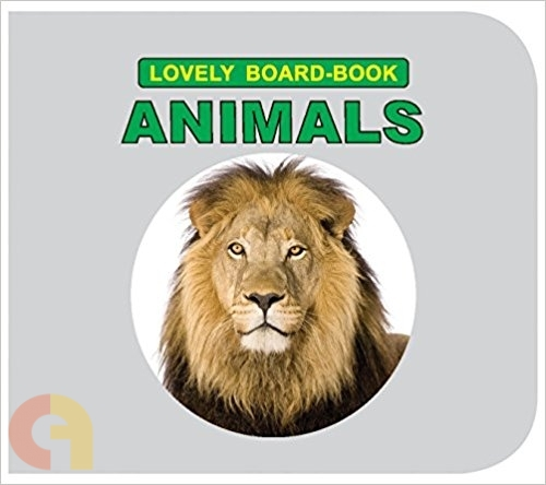 Animals (Lovely Board Book)