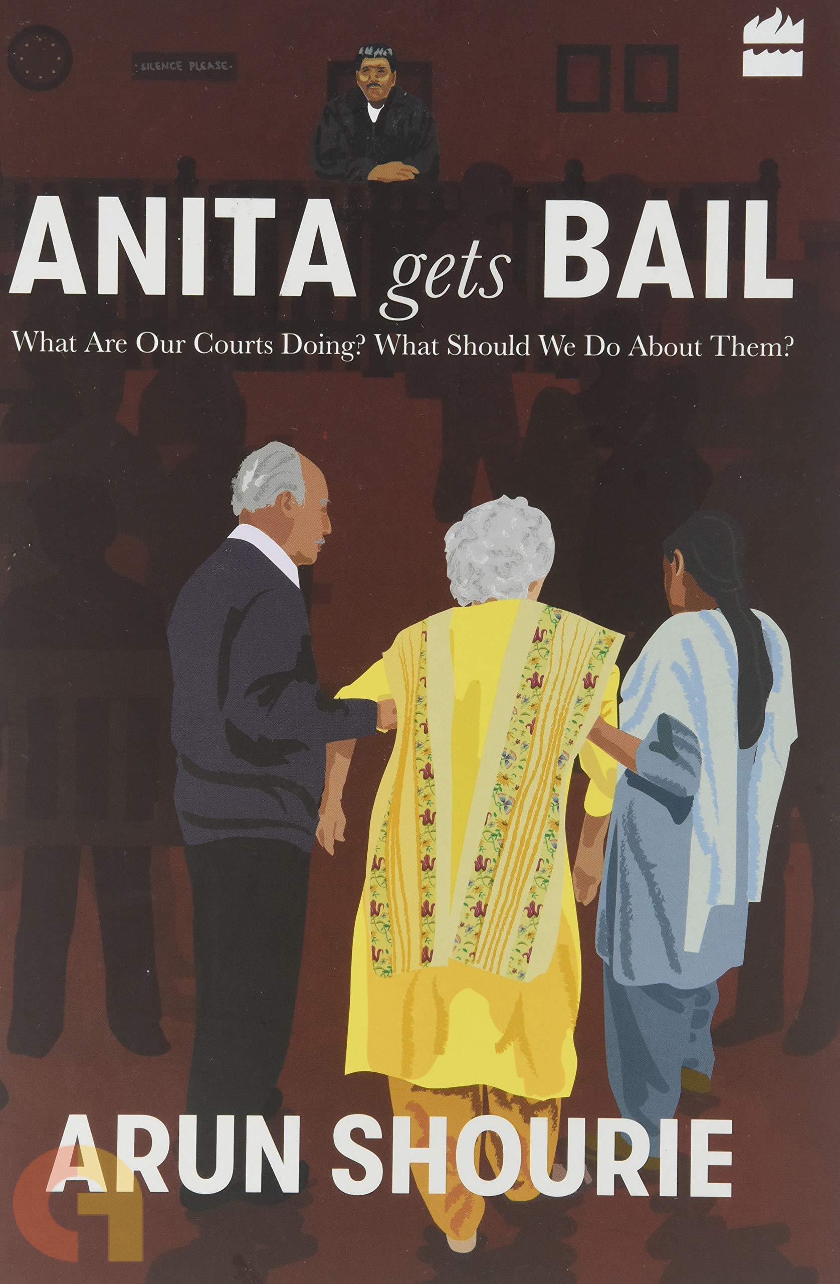 ANITA GETS BAIL
