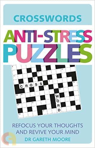 Anti-Stress Puzzles: Crosswords