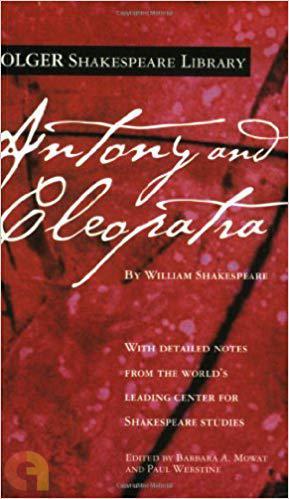 Antony and Cleopatra (Folger Shakespeare Library)