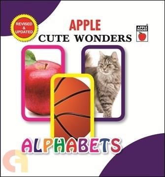 Apple Cute Wonders - Alphabets