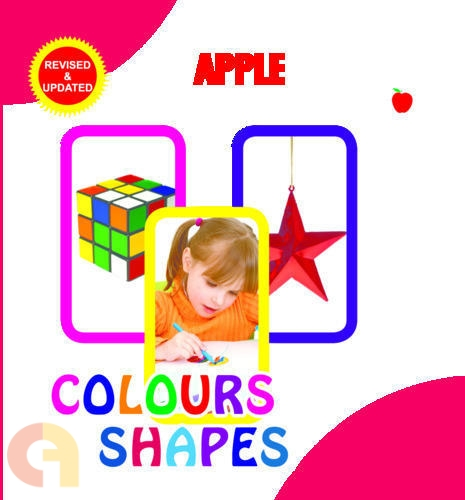 Apple Cute Wonders - Colours and Shapes
