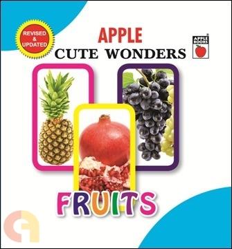 Apple Cute Wonders - Fruits