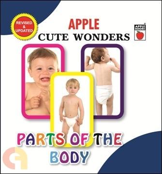 Apple Cute Wonders - Parts Of The Body