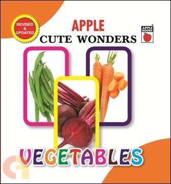Apple Cute Wonders - Vegetables