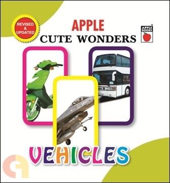 Apple Cute Wonders - Vehicles