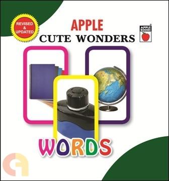 Apple Cute Wonders - Words