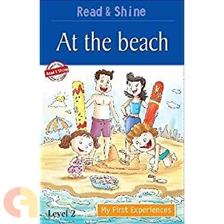 At The Beach - Read & Shine